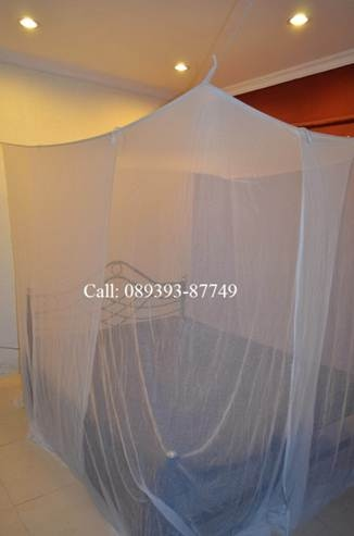 Cotton Mosquito Net Box