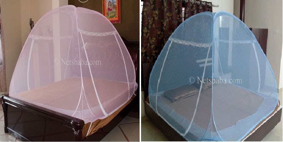 Foldable-Mosquito-Net-for-bed-chennai-poly-cotton